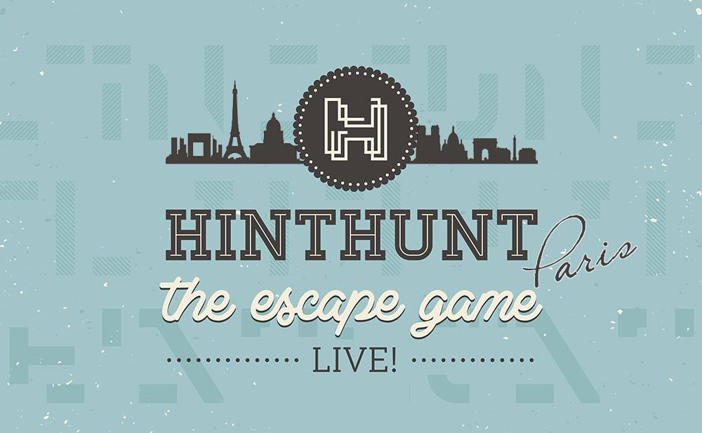 Bekannt Hint Hunt - Paris - La carte des Escape Game NV32