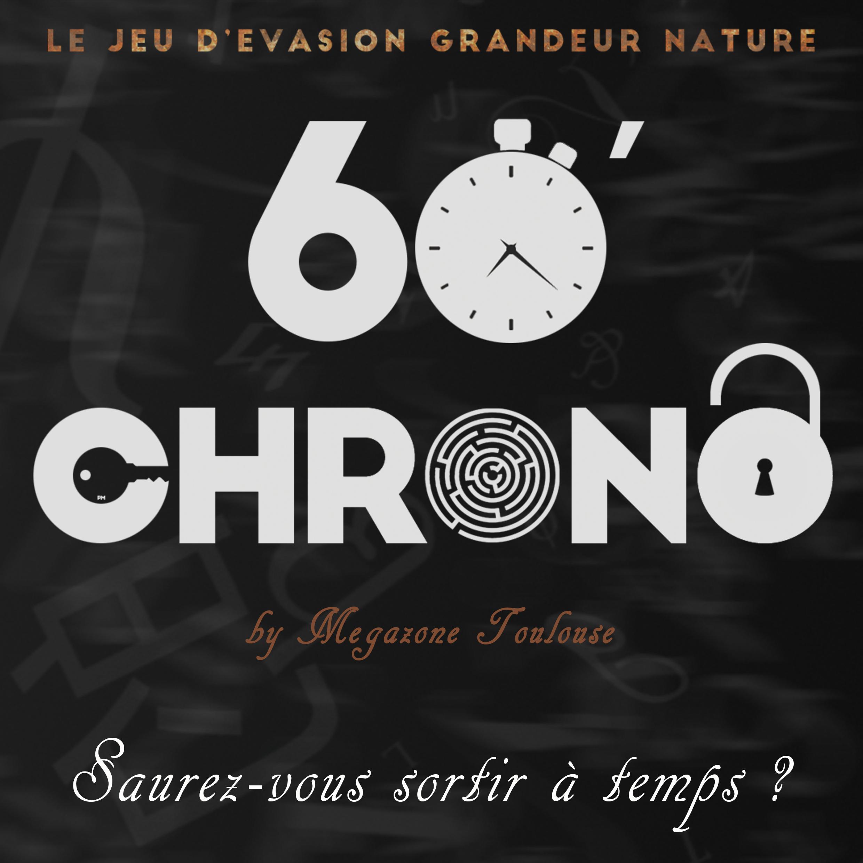60 39 chrono by megazone toulouse escape game avis promo. Black Bedroom Furniture Sets. Home Design Ideas