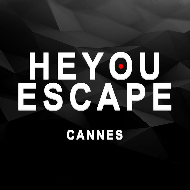 heyou escape cannes la carte des escape game. Black Bedroom Furniture Sets. Home Design Ideas