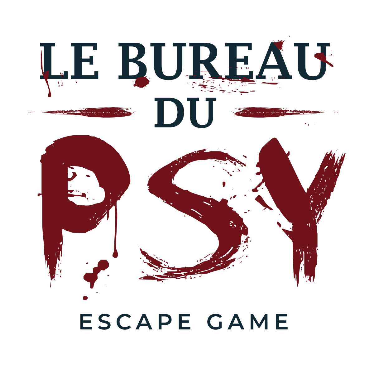 le bureau du psy l 39 indicecret escape factory escape game avis promo. Black Bedroom Furniture Sets. Home Design Ideas